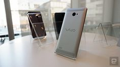 VAIO's debut Windows 10 phone is prettier than its name suggests. #vaio #windows10 #smartphones
