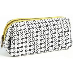 This playfully chic Cosmetic Bag from Keep Leaf is roomy and durable for whatever you need to carry. Made of cotton canvas with a water-resistant lining, its vibrant color and fun pattern will keep you organized in style. Mother Day Gifts, Gifts For Mom, Building For Kids, Perfect Gift For Mom, Makeup Case, Cool Patterns, Cosmetic Bag, Cotton Canvas, Organic Cotton