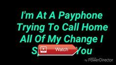 Maroon PayPhone Lyric Video  KARYAKUTAKSEINDAHKARYAMU