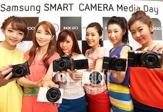 Samsung SMART Camera media day