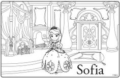 sofia the first coloring pages family | Frozen coloring sheets, Frozen coloring and Coloring ...