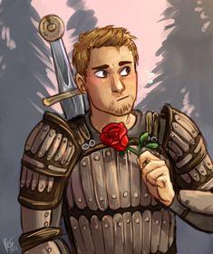 Alistair is so adorable! #dragonage