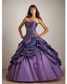 Hot Ball gown Wedding gowns Pageant Party Masquerade Quinceanera dress custom SZ
