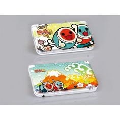 Vinyl Decal Protector Skin Cover für Nintendo 3DS XL/LL