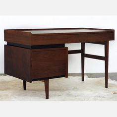 Mid-Century Finished Desk now featured on Fab.