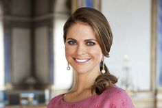 A new photo of Princess Madeleine has been released by the Swedish Royal Court in honor of Madeleine's 33rd birthday on June 10th, 2015.Happy Birthday Madeleine!