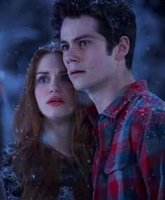 #teenwolf 3x23 - Lydia and Stiles #stydia