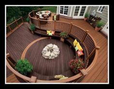 deck, patio