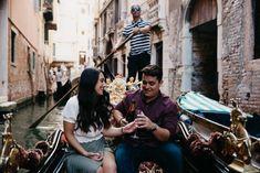 Surprise Engagement Photographer Venice - San Marco Proposal Venice Photography, Lifestyle Photography, Surprise Engagement Photos, Happy Women, Love Movie, Best Photographers, Couple Shoot, Proposal, Photoshoot