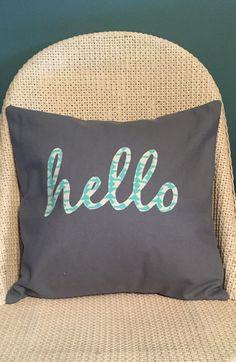 Tutorial cushion cover |a little bird made me