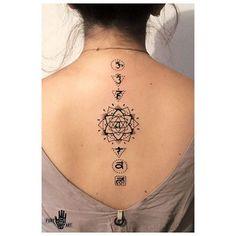 Los 7 chakras para bianca!! Con mándala para el cuarto..el del corazón!.. #chakras #líneas #linework #anahata #mándala #puntillismo #tattoo #tatuaje #tatuajechile #tattoolife #tattoolovers #tattooink #ink #inklife #inklovers #inktattoo #inkchile #artechileno #chiletattoo #santiagotattoo