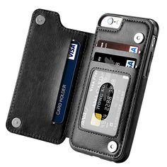 Durable and Slim iPhone 6 Wallet Case Faux Leather Apple 6//6s iPhone 6S Wallet Case Lightweight with Classic Design /& Ultra-Strong Magnetic Closure 4.7 in Rose Gold