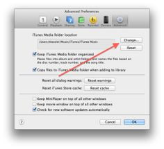 Manually transfer your iTunes library to a new Mac