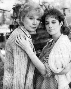 Debra Winger y Shirl