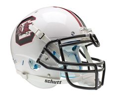 South Carolina Gamecocks Schutt XP Authentic Full Size Helmet