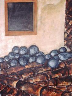 Marcos Schmalz - Obra - Telhados da Toscana III