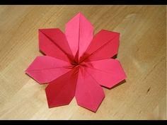 Origami - Clématite - Clematis