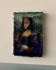 An interesting interpretation of the Mona Lisa...