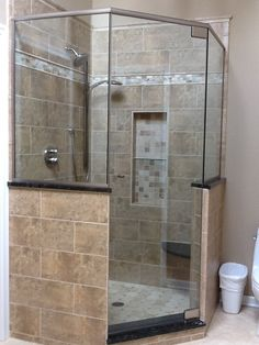 Shower Installed in May 2013