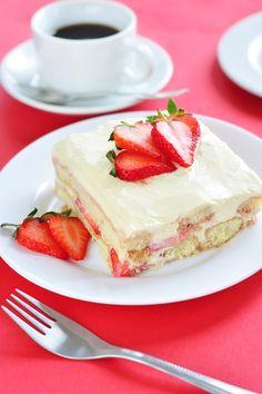 The Ultimate Strawberry Shortcake