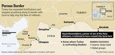 Turkey defends border efforts despite Paris attacker's partner crossing into Syria. http://on.wsj.com/1IGOVHF