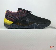311cde4f5096 Nike Kobe AD NXT 360 Black Multi Color Pink Yellow AQ1087-002 Men s Size  9.5  shoes  kicks  sneakerheads
