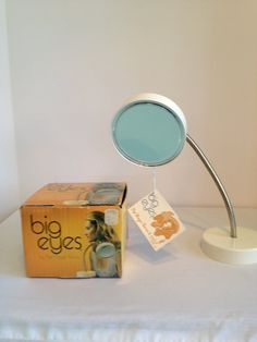 Vintage Big Eyes Magic Focus Mirror Retro on Etsy, $25.00