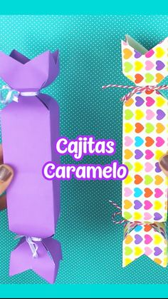 Craft Videos, Diy Videos, Diy Crafts For Kids, Diy Tutorial, Diy Gifts, Projects To Try, Paper Crafts, Gift Wrapping, Crafty