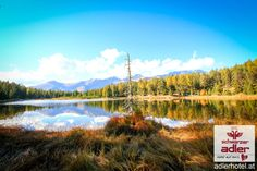bunte Farbenpracht in Nauders am Reschenpass Bunt, Winter, Mountains, Nature, Travel, Sun Rays, Autumn, Summer, Winter Time