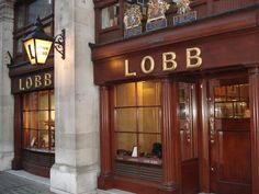 John Lobb, St. James's Street, London.