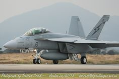 #RAAF Super Hornet A44-203 in 1 Sqn markings, lined up for departure at #Avalon #Airshow 26/02/13 #avgeek #aviation
