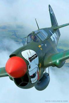 P-40 of the Burma Banshees