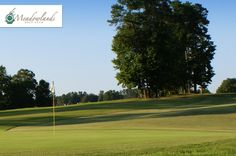 $25 for 18 Holes with Cart and Range Balls at Meadowlands Golf Club in Winston Salem ($53 Value. Expires June 1, 2017!)