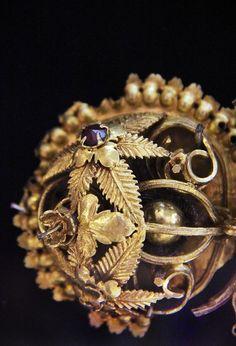 Detail - Clasp, Hungary, 16th century