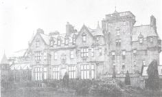 CRAIGENDS HOUSE, Houston, Renfrewshire, Scotland. The Craigends Estate