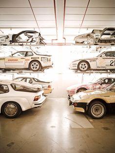 Stuttgart Porsche Museum Hidden Storage – Fubiz Media