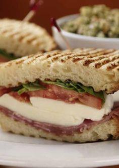 Panini Cafe Menu: for inspiration