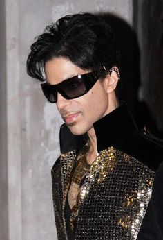 Prince is someone I've been able to spend some time with... he's most certainly reserved and knows what he wants to achieve when it comes to production. I love his work and he's always been very kind in my time spent working with him.