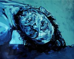 View Andrew Salgado's Artwork on Saatchi Art. Find art for sale at great prices from artists including Paintings, Photography, Sculpture, and Prints by Top Emerging Artists like Andrew Salgado. Figure Painting, Painting & Drawing, Painting Styles, Blue Painting, Canadian Painters, Amazing Paintings, Amazing Artwork, Abstract Painters, Abstract Watercolor