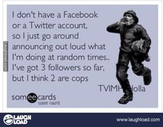 HA! I actually loled at this! I should do this!