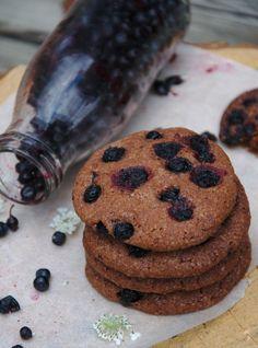 Blueberrycookies {die Auflösung und eine Trendvorhersage}