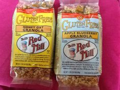 Pink-Vegan: GiveAway - Bob's Red Mill Granola