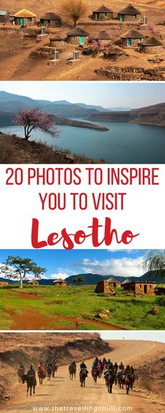 , Lesotho - A journey in pictures - The Travelling Chilli , 20 Photos to inspire you to visit Lesotho Travel Goals, Travel Advice, Travel Guides, Travel Tips, Africa Destinations, Travel Destinations, Travel Photographie, Road Trip, Safari