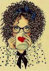 art and girly image Black Love Art, Black Girl Art, Black Is Beautiful, Art Girl, Black Girl Magic, African American Art, African Art, Natural Hair Art, Natural Hair Styles