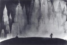 Hugh Ferriss The lure of the city 1925