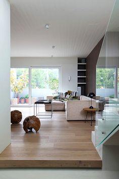penthouse wohnung montreal designerin julie charbonneau, 35 besten house flooring bilder auf pinterest | ground covering, Design ideen