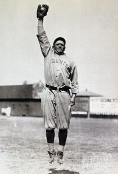 Casey Stengel, New York Giants