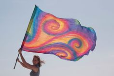 Breath of God Flag War-Ship (Get that praise sailing) Color Guard Uniforms, Color Guard Flags, Worship Dance, Worship The Lord, Day Of Pentecost, Prophetic Art, Winter Guard, Prayer Flags, Lion Of Judah
