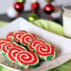 Homemade Slice and Bake Cookies