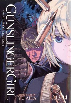 The Gunslinger Girl saga comes to a heart-pounding conclusion as the scattered factions of the Five Republics movement have united together under the leadership of the terrorist Dante. Utilizing a cac